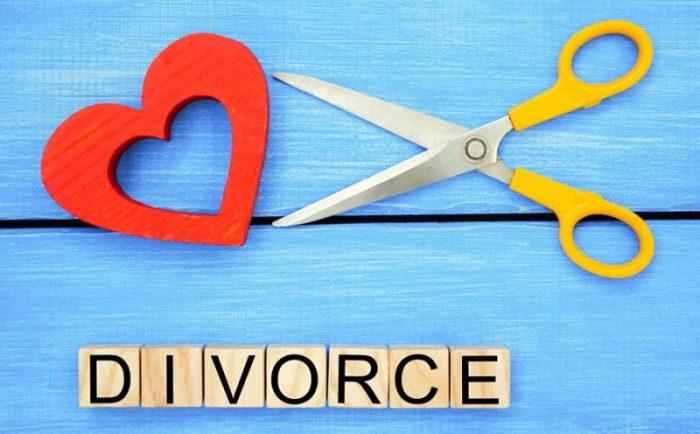 people are choosing to divorce online