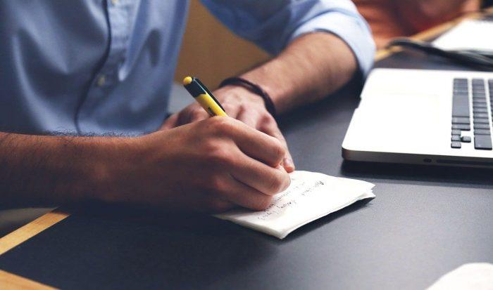 Writing an agreement