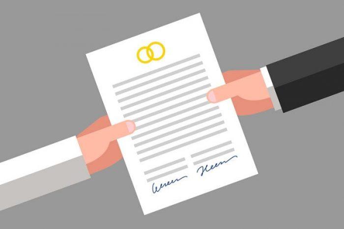 free divorce papers