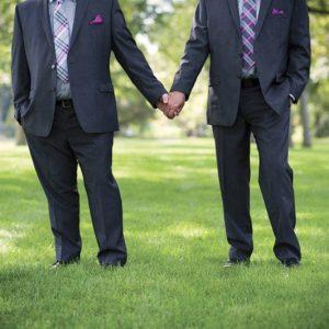 same sex couple dissolution