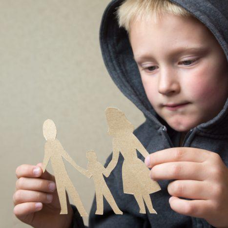children in divorce