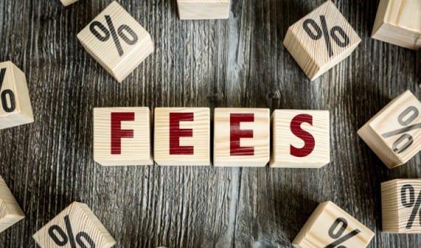 divorce fees
