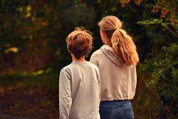 age of children in divorce