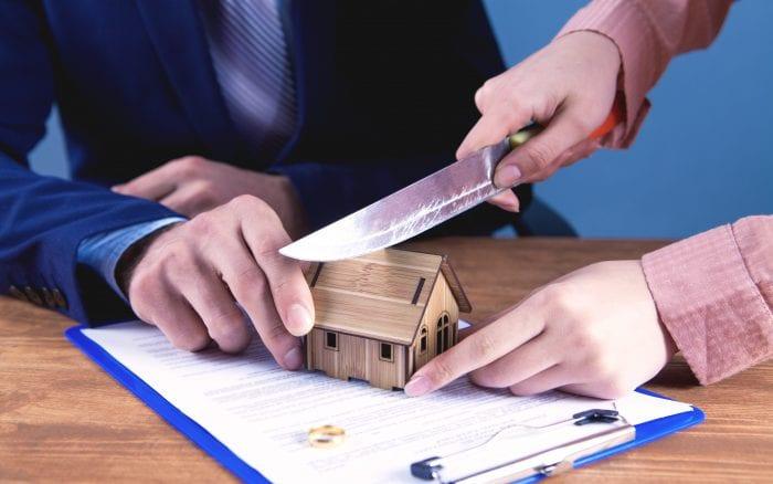 tax rules on divorce