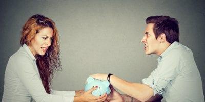 divorce and money