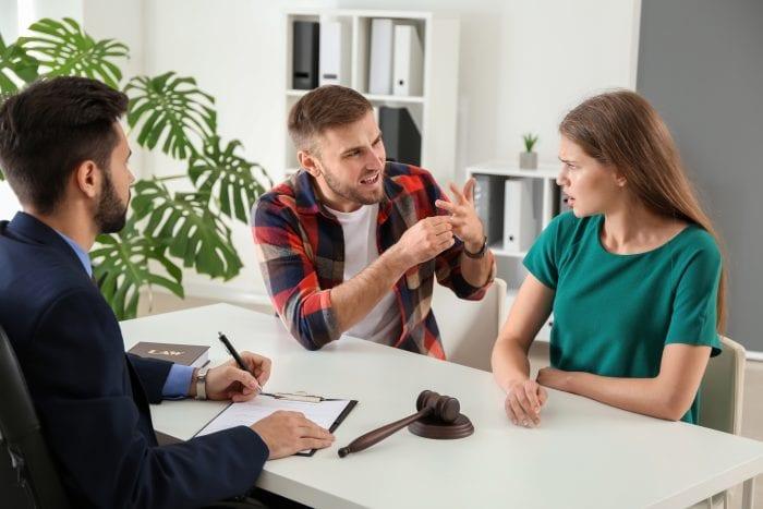 dishonesty in divorce
